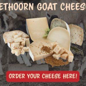 Goatmilk cheese